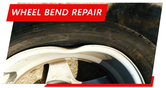NYC Wheel bend repair