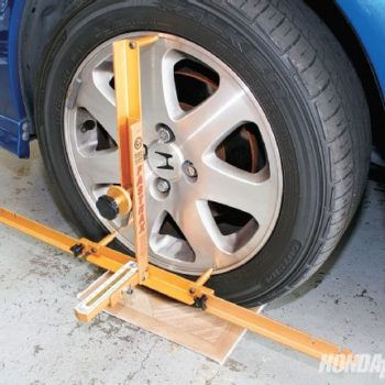 honda civic wheel alignment brooklyn