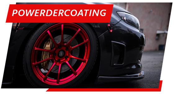 NYC powder coating