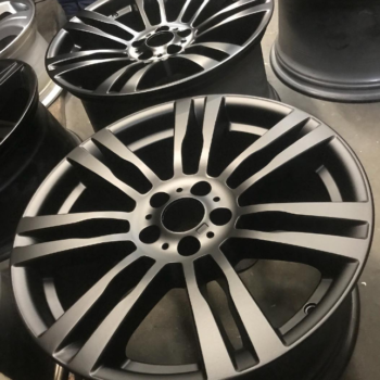 Powder Coating rim