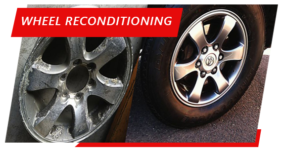 NYC wheel reconditioning